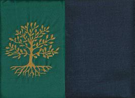 Lebensbaum Grün + Marine