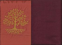Lebensbaum Orange + Bordeaux
