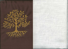 Lebensbaum Braun + Creme