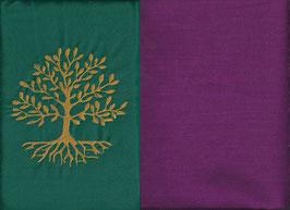 Lebensbaum Grün + Beere
