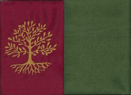 Lebensbaum Rot + Moosgrün