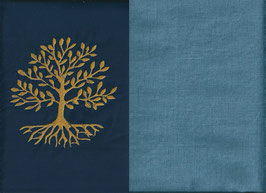 Lebensbaum Marine + Schwedenblau