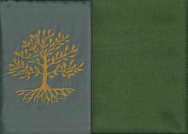Lebensbaum Grau + Moosgrün