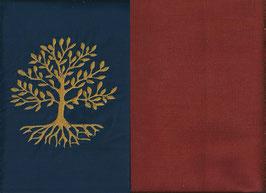 Lebensbaum Marine + Rostrot