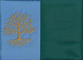 Lebensbaum Hellblau + Petrol