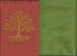 Lebensbaum Orange + Pistazie