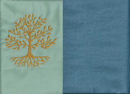 Lebensbaum Hell-Mint + Schwedenblau