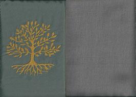 Lebensbaum Grau + Steingrau