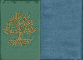 Lebensbaum Mintgrün + Schwedenblau