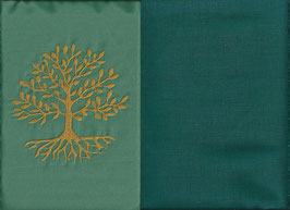 Lebensbaum Mintgrün + Petrol