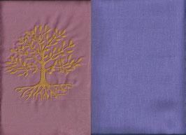 Lebensbaum Altrosa + Flieder