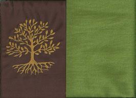Lebensbaum Braun + Pistazie