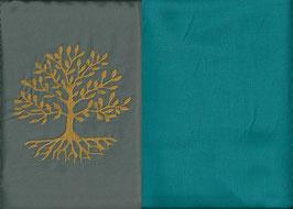 Lebensbaum Grau + Smaragt