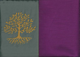 Lebensbaum Grau + Beere