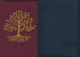 Lebensbaum Bordeaux + Marine