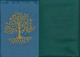 Lebensbaum Blau + Petrol