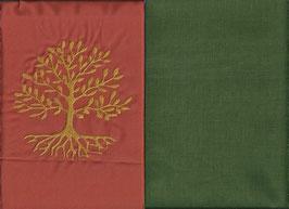 Lebensbaum Orange + Moosgrün