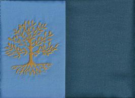 Lebensbaum Hellblau + Rauchblau