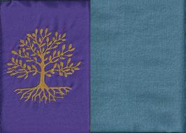 Lebensbaum Lila + Schwedenblau