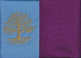 Lebensbaum Hellblau + Beere