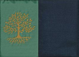 Lebensbaum Mintgrün + Marine