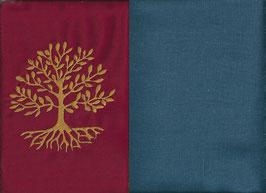Lebensbaum Rot + Rauchblau