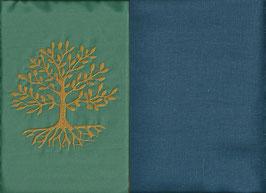 Lebensbaum Mintgrün + Rauchblau