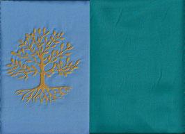 Lebensbaum Hellblau + Smaragt