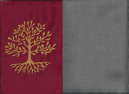 Lebensbaum Rot + Steingrau