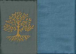 Lebensbaum Grau + Schwedenblau