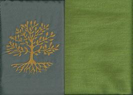 Lebensbaum Grau + Pistazie