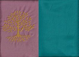 Lebensbaum Altrosa + Smaragt