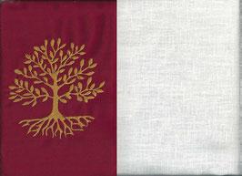 Lebensbaum Rot + Creme
