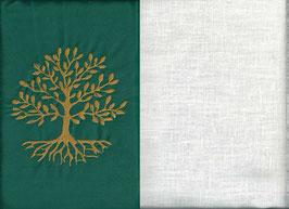 Lebensbaum Grün + Creme