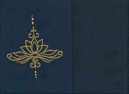 Lotusblüte Marine + Marine