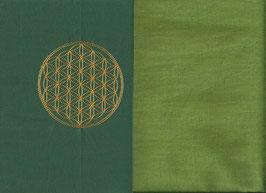 Blume des Lebens Grün + Pistazie