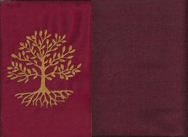 Lebensbaum Rot + Bordeaux