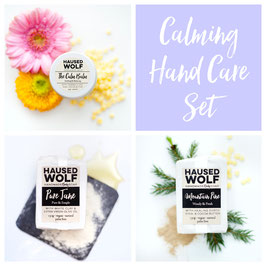 Calming Hand Care Set