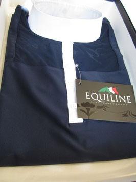 Equiline, Shirt-Ester, blau, Größe 38