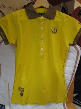 "euro star Damen Poloshirt ""Demi"", Lemon"