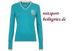HV Polo Damen Pullover V-Neck Favouritas