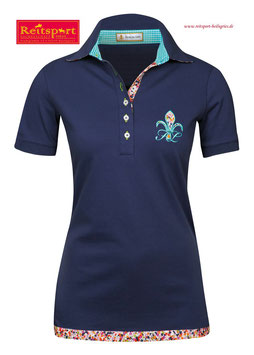 Fior da Liso - Sporty - Damen Poloshirt