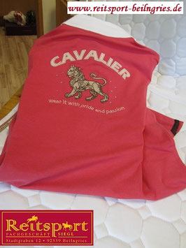 "Cavalier ""Shirt Lion"", pink"