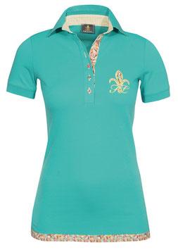 Fior da Liso -Sporty Waterfall - Poloshirt