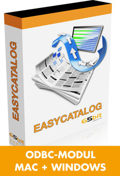 EasyCatalog ODBC Data Provider-Modul Vollversion