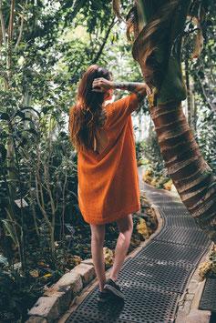 Robe-tunique RECYCLÉE pour FEMME