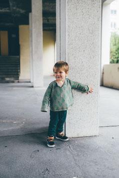 Sweat-shirt 'norrman' BIO pour bébé