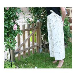Pantalon BIO 'hirondelles' pour FEMME