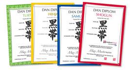 Teilnahmeticket Junior-Dan Prüfung
