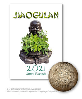 Jiaogulan-Jahresplaner